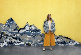 The North Face lance une collaboration avec Liberty