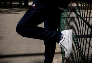 Terra, la nouvelle sneaker végétale signée Le Coq Sportif
