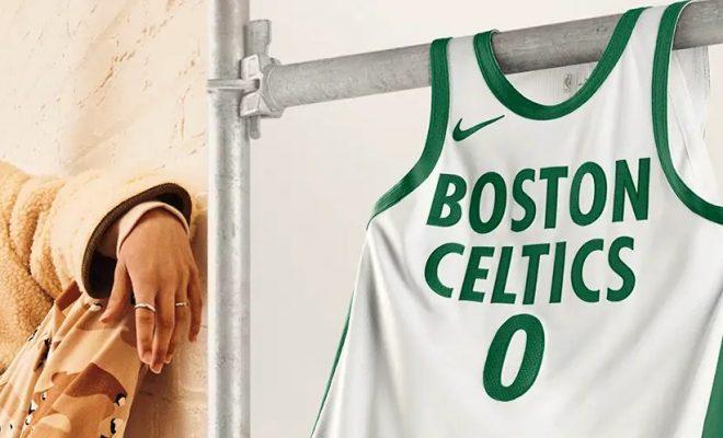 Maillot Nike NBA City Edition 2020-2021