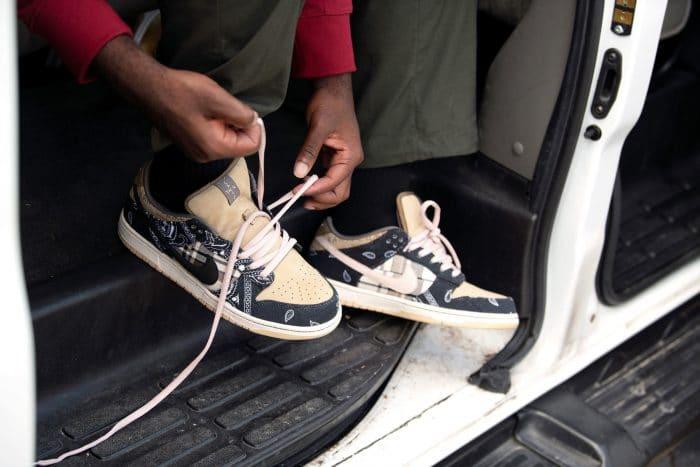 Nike Dunk Travis Scott