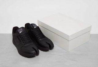 Maison Martin Margiela X Reebok Classic Leather Tabi