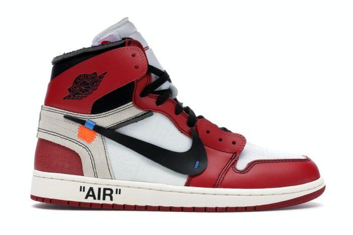 OFF-WHITE X Air Jordan 1 High OG