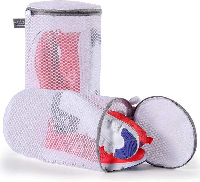 sac à linge protection sneakers pour machine a laver